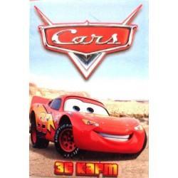 Карты детские (36шт) KR05 Cars