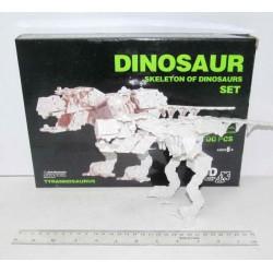 """Конструктор №K1349 пластик 3D 700 деталей  """"Динозавр"""""""