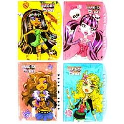 Блокн. на зам. в подарочной коробке (32К) №A-0508 (CH32K-066-2) Monster High