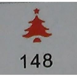 Дырокол фигурный для детск. твор. JF-823C № 149 Свеча (стр 11-12)