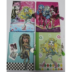 Блокн. на зам. А-5 150 лист № 3208H/MS   Monster High