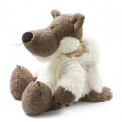 Игрушка №06-29 Волк в овечей шубке (плюшевый)  32см