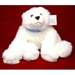 Игрушка №28-36 Мишка белый (плюшевый)  40см