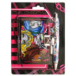 "Блокн. на зам. в подарочн.упаковке   3644-MS  ""MH"" + ручка"