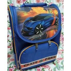 Ранец  №_9328  детский  (короб)  Cars