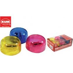 """Точилка 1отв. """"KUM"""" 210K ICE (Германия) (с контейнером)"""