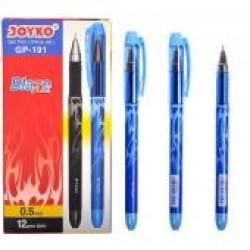 Ручка гел.  Joyko GP-191 (син) Blaze / 12уп,144бл, 1728ящ