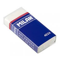 Ластик Milan 4024 MIGA DE PAN прямоугольный (50*23.5*9.5mm) материал-каучук/ предназначен (B-8B)