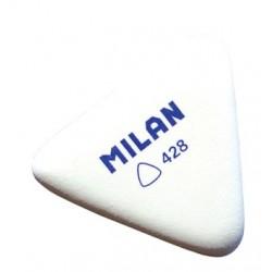 Ластик Milan 428 MIGA DE PAN треугольный (51*46*13mm) материал-каучук/ предназначен (B-8B)