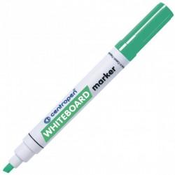 """Маркер """"Centropen"""" №8569 whitebord скошеный (зеленый.)"""