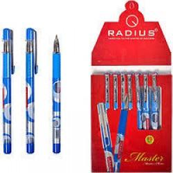 Ручка Cello (Montex) син с пластиковым клипом 06876 \10уп,100бл,2000ящ