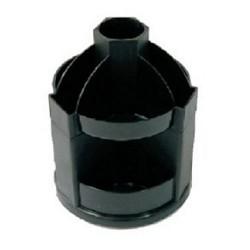 Органайзер наст ПНВ-1 пластик,вращающийся ЧЕРН