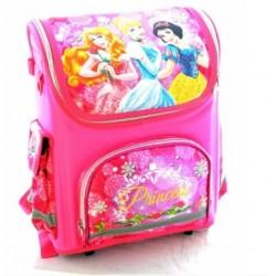 Ранец  №13001-Р Принцессы каркасный раскладной 35х27.5х15