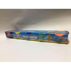 Масса для лепки/Play dough 2063 (5 цв. по 60 гр) в баночках, карт. уп