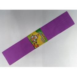 Бумага креповая 7743 (50*200см) СИРЕНЕВЫЙ (Лиловый) (10 уп)