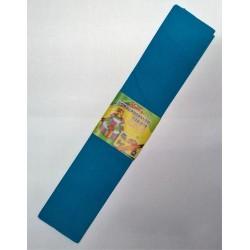 Бумага креповая 7739 (50*200см) СИНИЙ ( Лазурный) (10 уп)
