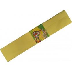 Бумага креповая 7738 (50*200см) ЖЕЛТЫЙ ( Горчичный) (10 уп)
