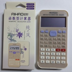 """Кальк.""""AIHAO"""" AH2276   (2 питания) iphone Инженерный"""