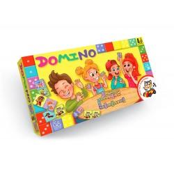 Домино детское DT G-DMN-01 (28 элементов)