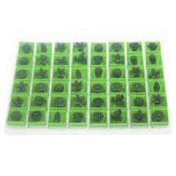 Игрушка-напухашка 8080 Кактус зеленый в дисплее маленький (48шт/уп)
