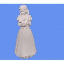 Гипсовые фигурки для раскрашивания БЕЛОСНЕЖКА  БС-210
