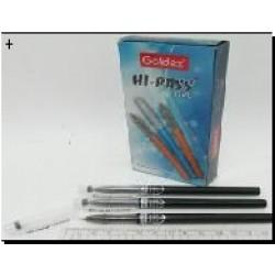 Ручка гель №921 Hi-Pass (черн.) 0,6mm