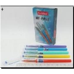 Ручка гель №921 Hi-Pass (син.) 0,6mm