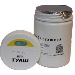 """Гуашь  """"ЛЮКС КОЛОР"""" / Белый / 450гр  (арт.ГБл-450 )"""