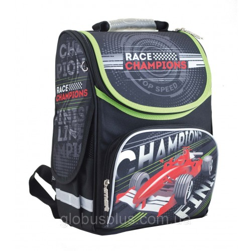 "Рюкзак каркасный 553409 Smart RG-11 ""Race Champion"" 34*26*14"