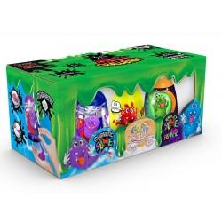 """Игра """" Сделай лизуна"""" Crazy Slime SLM-14-01 Mega Challenge Slime"""