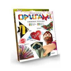 Бумага для оригами OP-01 (270x213x15 мм) Danko уп-10шт/бл-20шт