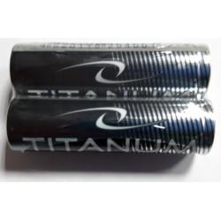 Батарейки щелочные Titanum LR6/AA LR 2pcs SHRINK (BK)