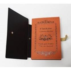 Блокн. ENO-NOTE-151/600954 Chocolatier (18*13.5см) в коробке, дизайн листы