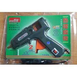 Пистолет для термо клея IMG4764  (1.1см 100W)  с кнопкой