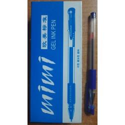 Р-ка гел. MIMI синяя 0,5мм
