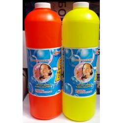 """Запасная жидкость для мыльных пузырей """"780"""" 1500мл  (2цв)"""