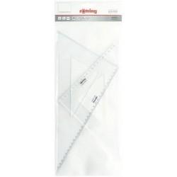 Треугольник пласт (Набор 2шт) 23875-11