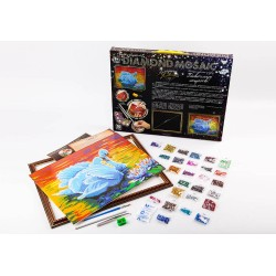 "Мозаїка алмазна 5D ""Алмазная живопись DIAMOND MOSAIC"" DM-02-01,02,03,04...10"