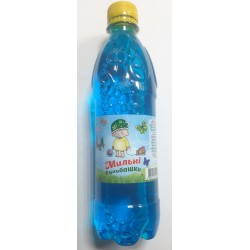"""Запасная жидкость для мыльных пузырей """"1-04/0041"""" 500мл"""