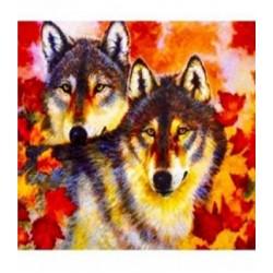 """Картина-раскраска по номерам на холсте 40*50  X1110 """"Венеция"""" (н-р акрил.красок 24цв+3 кисти)"""