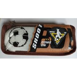 "Пенал сум. 1отд. + 1 карман HR-S204 ""Футбол"""