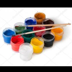 Краски и  аксессуары